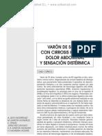 Cirrosis hepa¦ütica de etiologi¦üa eti¦ülica