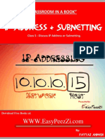 IP Addressing or Subnetting in (ROMAN URDU)