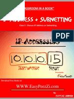 IP Addressing or Subnetting in (ROMAN URDU)