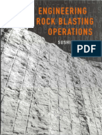 Engineering Rock Blasting Operations Bhandari