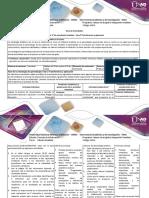 Guía de Actividades y Rubrica de Evaluación-Fase 3 Transferencia y Aplicación - Técnicas y Hábitos