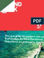 brandbook KonaOne