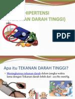 Penyuluhan Hipertensi Dr