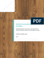 Design Management & Media