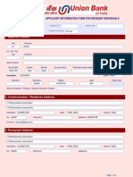 Application Form Account Opening20112016031008
