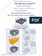 Catalog_ ISO 1161 Steel Container Corner Castings_ Cargo Container Parts
