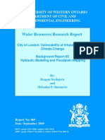 Hydraulic Modeling and Floodplain Mapping