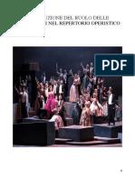 Il ruolo delle percussioni nel repertorio operistico