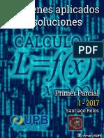 Primer Examen Parcial UPB 2017 Cal-I