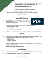 Reglamento Indor y Micro Flq 2017