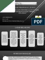 Seminar Proposal[Autosaved]
