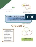 Rapport de Fin de Formation (2)