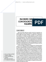 Empiema bacteriano esponta¦üneo en paciente cirro¦ütico