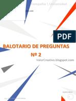 balotario n2