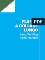 Long Weld Neck Flange Catalogue