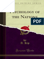 Psychology of the Nations 1000075509