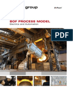 Electric and Automation- BOF Process Model a-325E
