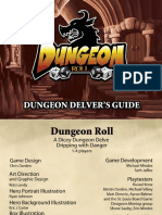 Dungeon Roll Rules v1 Revised