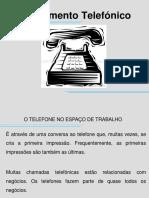 128497712 Atendimento Telefonico - 32 Diapositivos