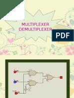Multiplexer Dan Demultiplexer