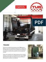 Catalogo TOLVAS