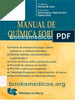 Manual de Quimica Forense.pdf