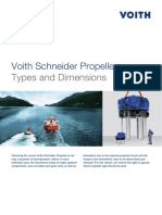 Vsp Types and Dimensions