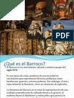 El Barroco 2017