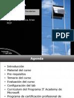 10263A-Mod00 - Ppt - Overview