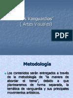 Las Vanguardias del siglo XX.ppt