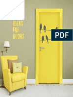 Apcolite Ideas for Doors