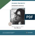 Antologia Eduardo Archetti