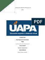 Tarea #5 de sociologia de la educacion.docx