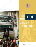 Bus Terminal Design Guidelines