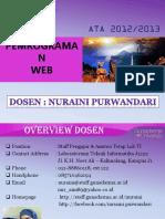 SLIDE 1 PERKENALAN P.WEB.ppt