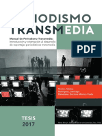 Manual de Periodismo Transmedia