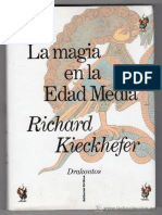 La Magia en la Edad Media - Richard Kieckhefer