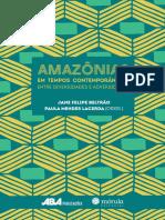 Amazonias Em Tempos Contemporaneos Entre Diversidades e Adversidades