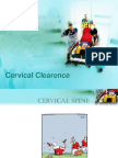 Cervical Clearence