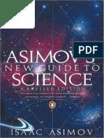 Isaac Asimov Asimov's New Guide to Science