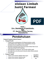 pengelolaanlimbahindustrifarmasi-140605033152-phpapp01
