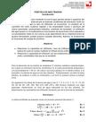 Práctica de Infiltración- Hidrología