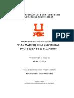Universidad Evangelica El Salvador