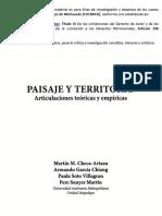 e). Ortega2014. El Paisaje en La Geografia Moderna