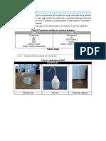 Prepraracion de Reactivos y Maeriales y Procedimientp