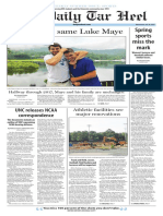 The Daily Tar Heel for July 26, 2017