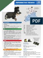 Info Tecnico Regulador Bosch