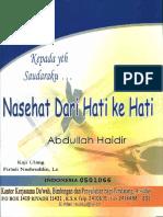 Nasihat Dari Hati Ke Hati.pdf