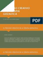 1 El Proceso Creativo