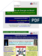 Insercion Competitiva de Cogeraçao de Energia
